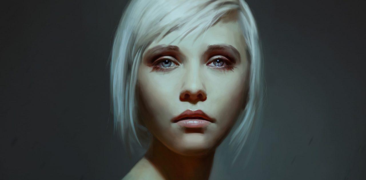 50 Breaktaking Digital Painting Portraits