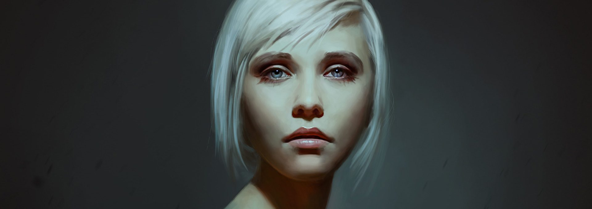 50 Breaktaking Digital Painting Portraits