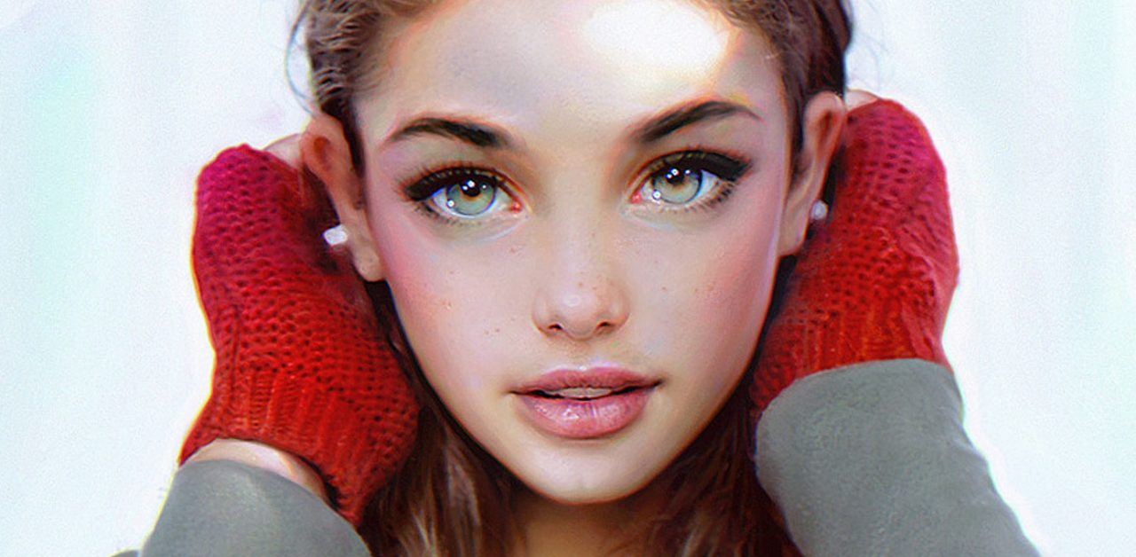 Digital Painting Weekly Inspiration #001