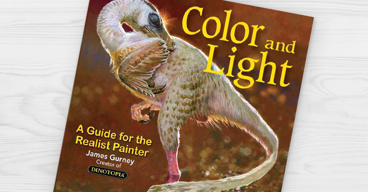 mr gurney actually takes so much of the mystery out of how to choose your palette of colors and how to work with what you have in that palette - Painting Color Book