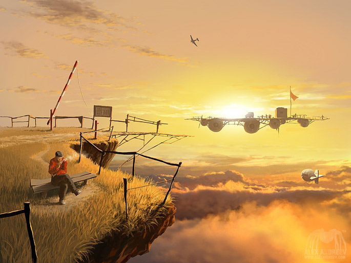 Alex Andreyev | Paintable.cc Weekly Digital Painting Inspiration #digitalpainting #art