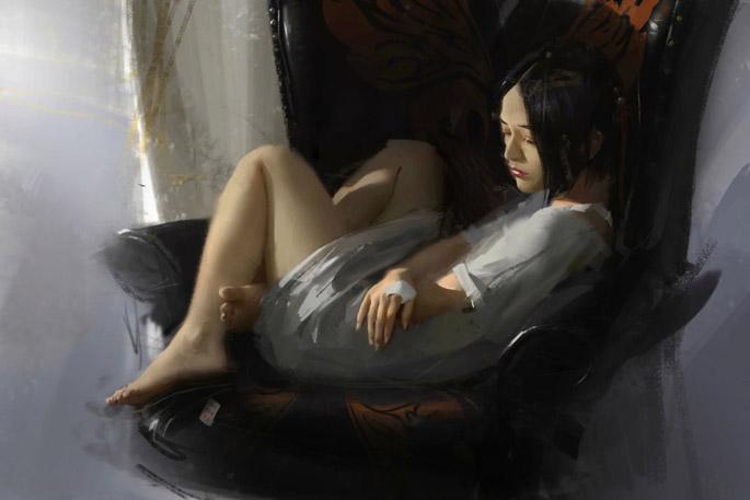 Y | Paintable.cc Weekly Digital Painting Inspiration #digitalpainting #art