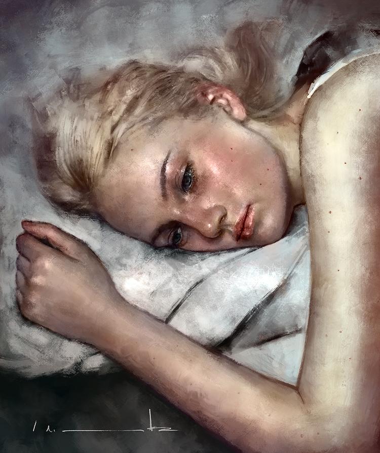 Isabella Morawetz | Paintable.cc Digital Painting Artist Interview: Isabella Morawetz #digitalpainting #art
