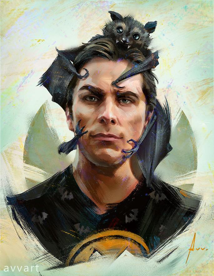 Aleksei Vinogradov | Paintable.cc Weekly Digital Painting Inspiration #digitalpainting #art