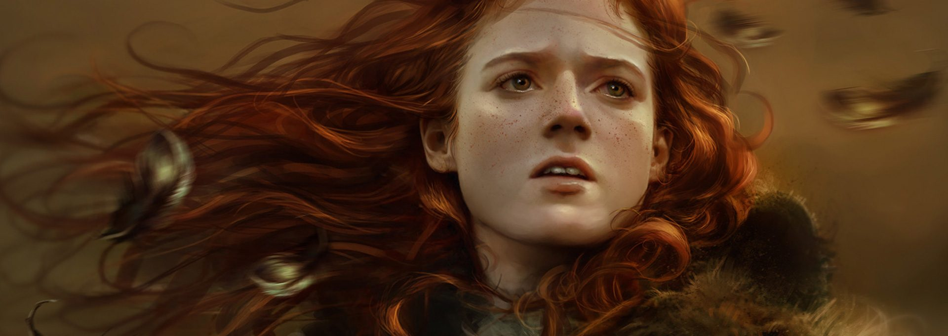 35 Game of Thrones Inspired Digital Paintings