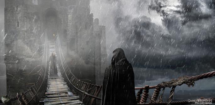 Kieran Belshaw   35 Game of Thrones Inspired Digital Paintings on Paintable.cc