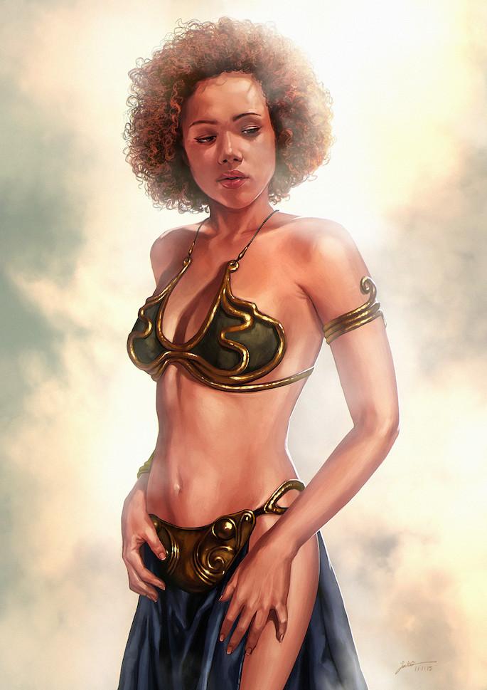 JB Casacop   35 Game of Thrones Inspired Digital Paintings on Paintable.cc