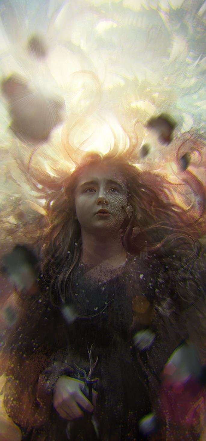 Dalisa Art   35 Game of Thrones Inspired Digital Paintings on Paintable.cc