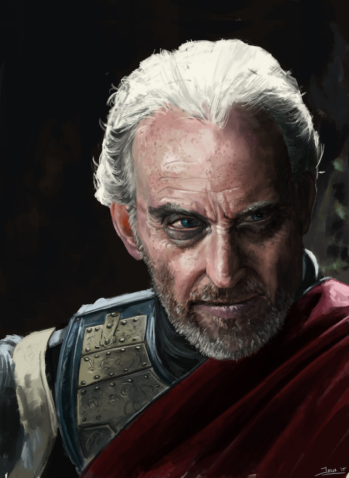 Rob Jenkins | 35 Game of Thrones Inspired Digital Paintings on Paintable.cc