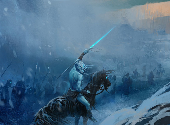 Alexander Deruchenko | 35 Game of Thrones Inspired Digital Paintings on Paintable.cc