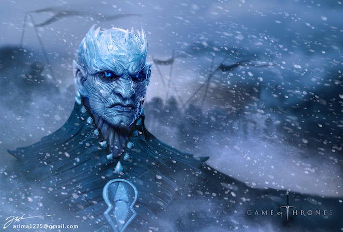 Ari Yanto   35 Game of Thrones Inspired Digital Paintings on Paintable.cc