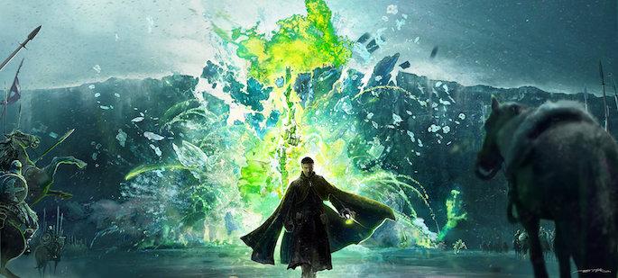 Ertaç Altınöz   35 Game of Thrones Inspired Digital Paintings on Paintable.cc