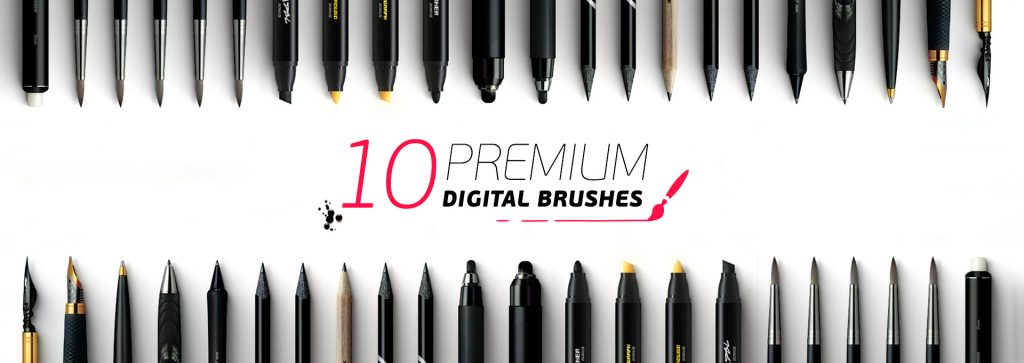 Best Premium Photoshop Brushes for Digital Painting