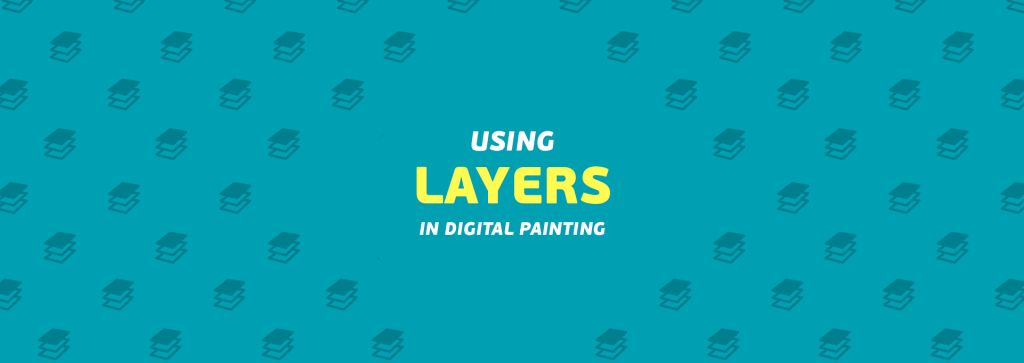 How to Use Photoshop Layers in Digital Painting
