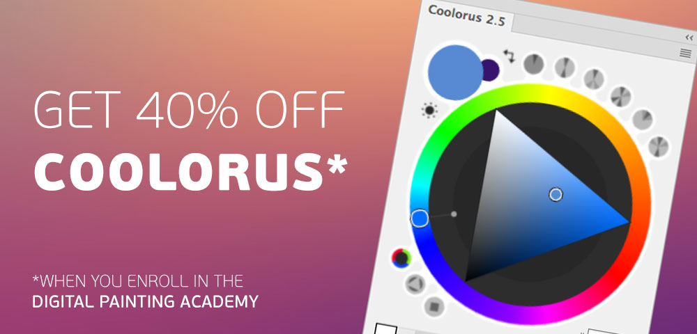 Get 40% Off Coolorus