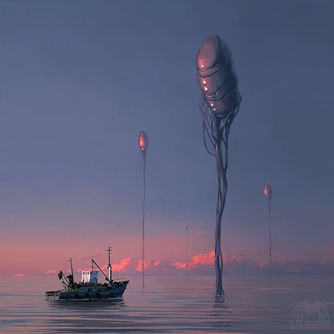 Alex Andreev | Paintable.cc Digital Painting Inspiration - Learn the Art of Digital Painting! #digitalpainting #art