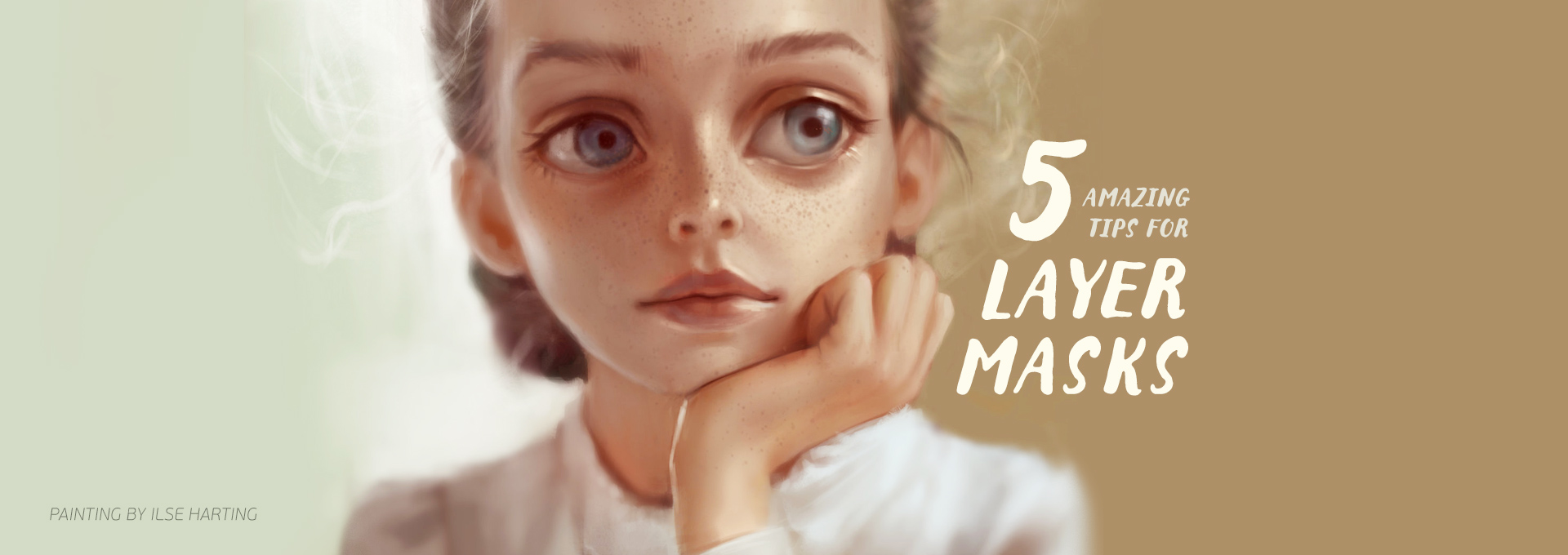 5 Tips for Using Layer Masks in Digital Painting