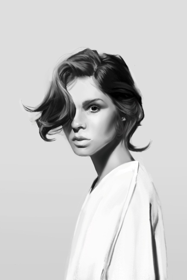 Alexandra Vo | Paintable.cc Digital Painting Inspiration - Learn the Art of Digital Painting! #digitalpainting #digitalart