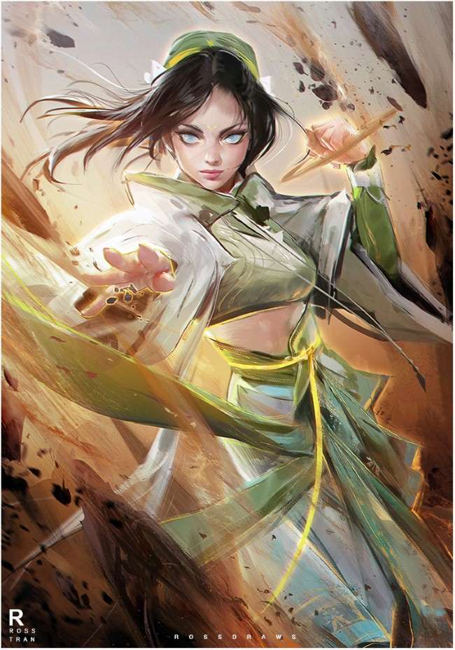 Ross Tran | Paintable.cc Digital Painting Inspiration - Learn the Art of Digital Painting! #digitalpainting #digitalart