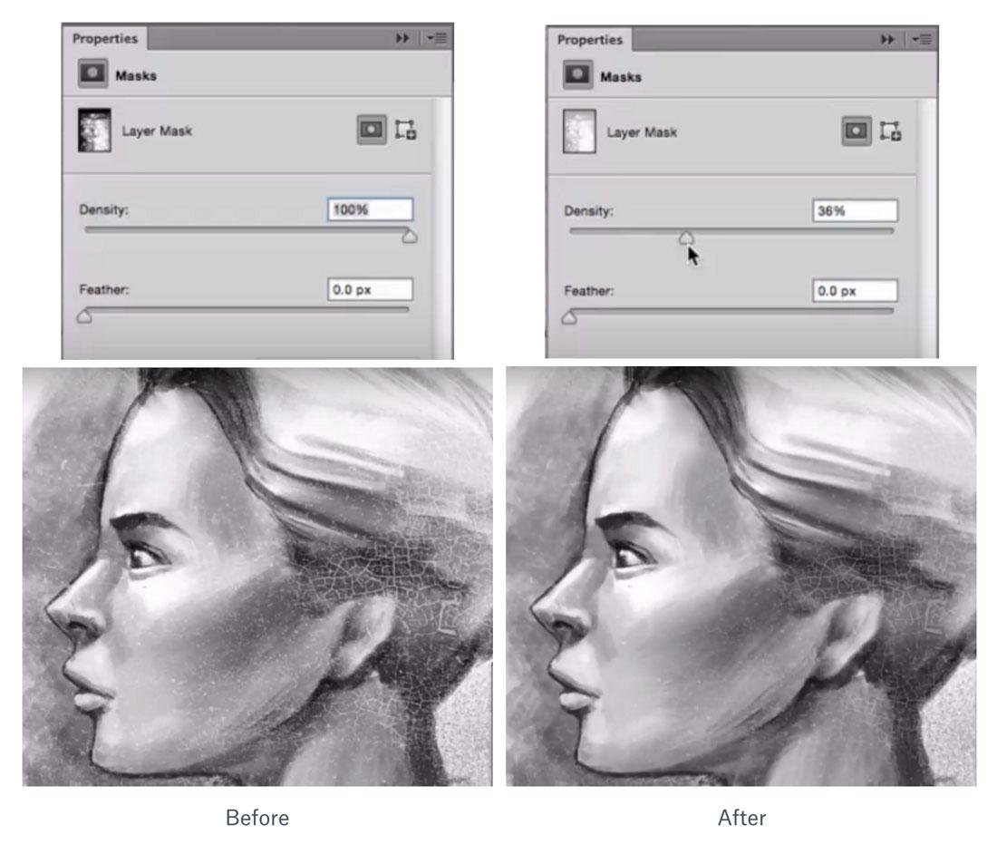 Layer Mask Density
