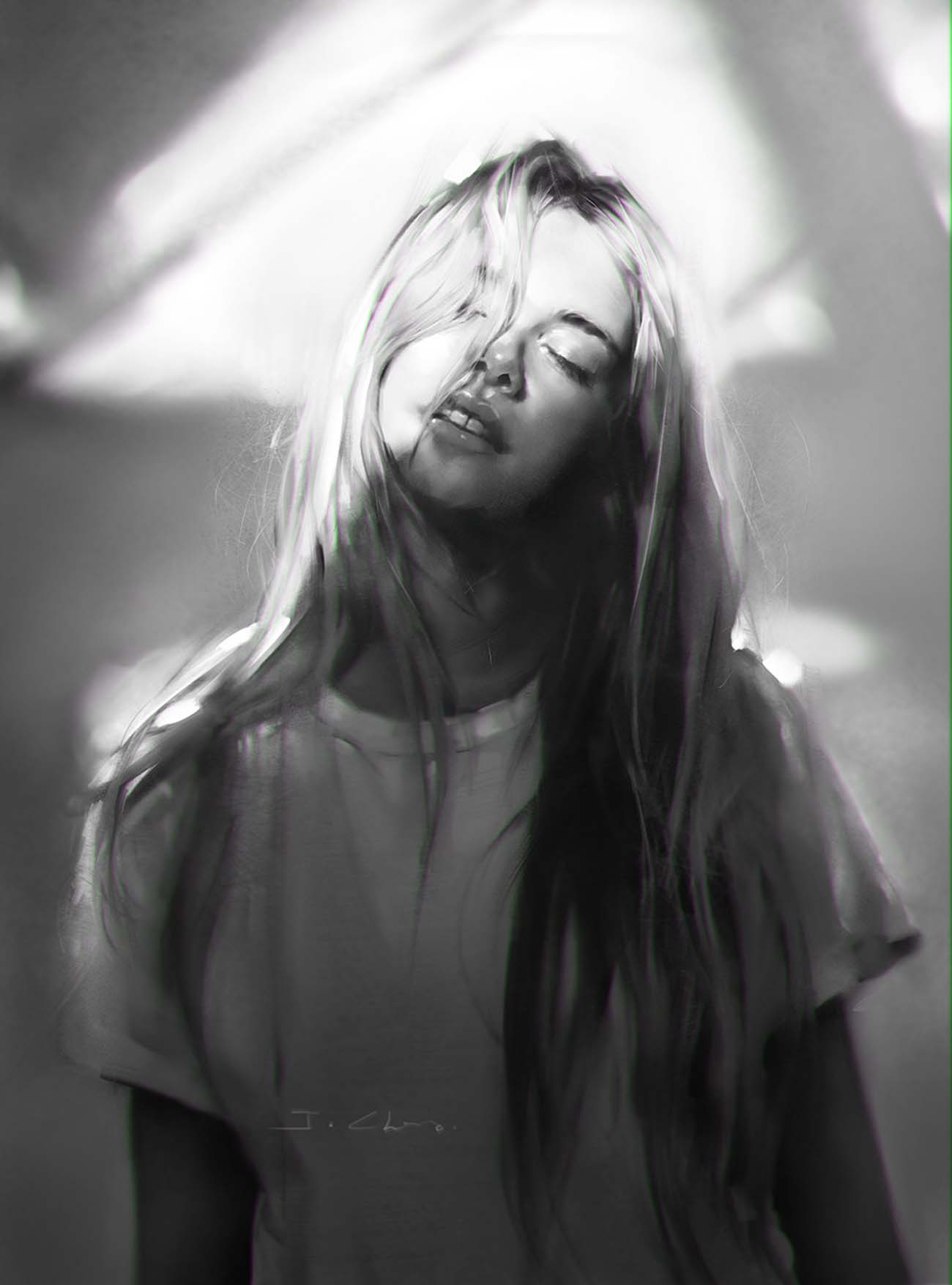Yanjun Cheng | Paintable.cc Digital Painting Inspiration - Learn the Art of Digital Painting! #digitalpainting #digitalart
