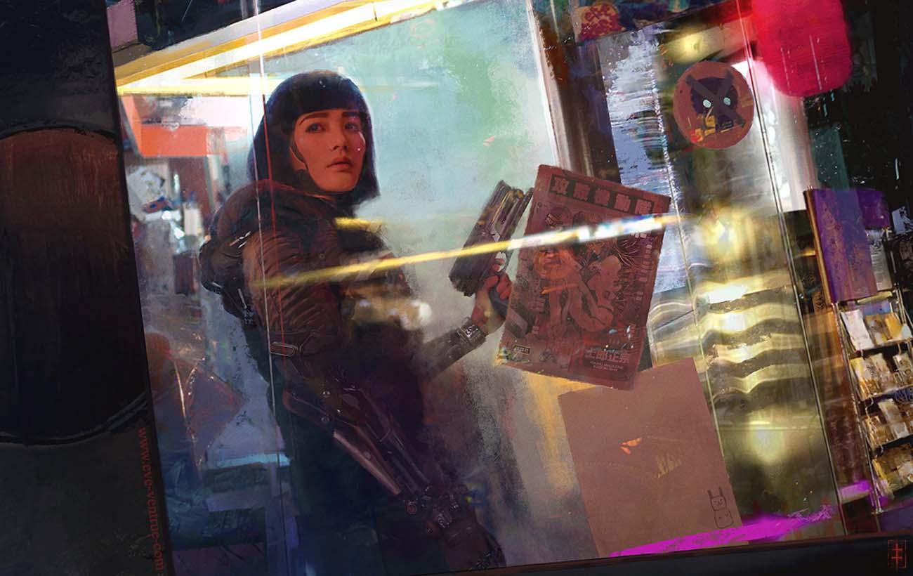 Eve Ventrue   Paintable.cc Digital Painting Inspiration - Learn the Art of Digital Painting! #digitalpainting #digitalart