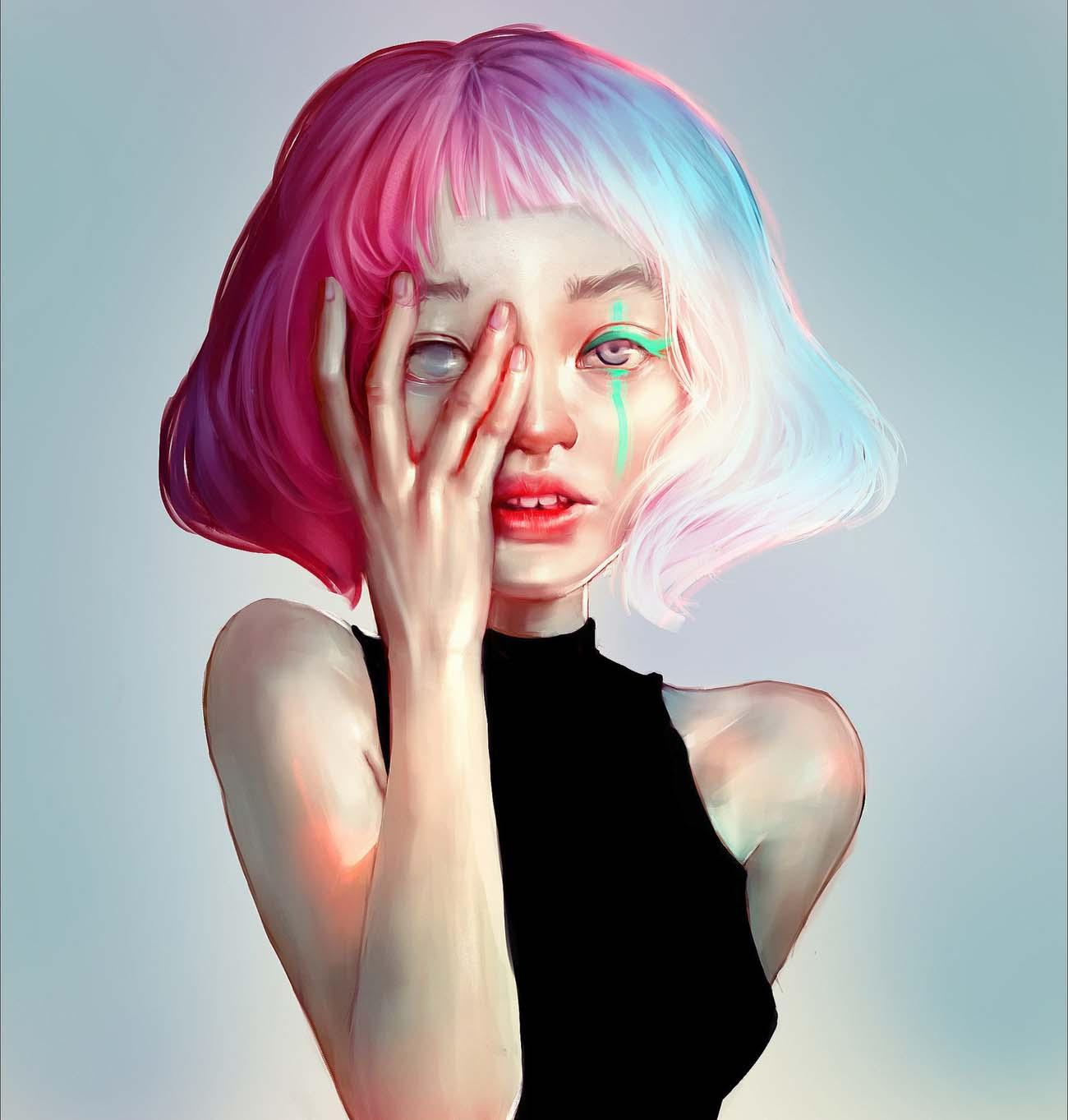 Ilse Harting | Paintable.cc Digital Painting Inspiration - Learn the Art of Digital Painting! #digitalpainting #digitalart