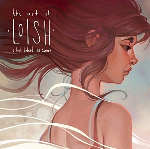 The Art of Loish: A Look Behind the Scenes | 50 Creative Gifts for Digital Artists and Painters, on Paintable.cc