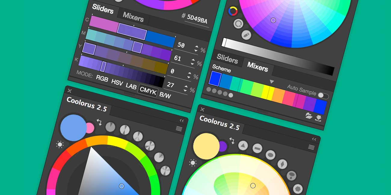 Coolorus 2 Color Wheel | 50 Creative Gifts for Digital Artists and Painters, on Paintable.cc