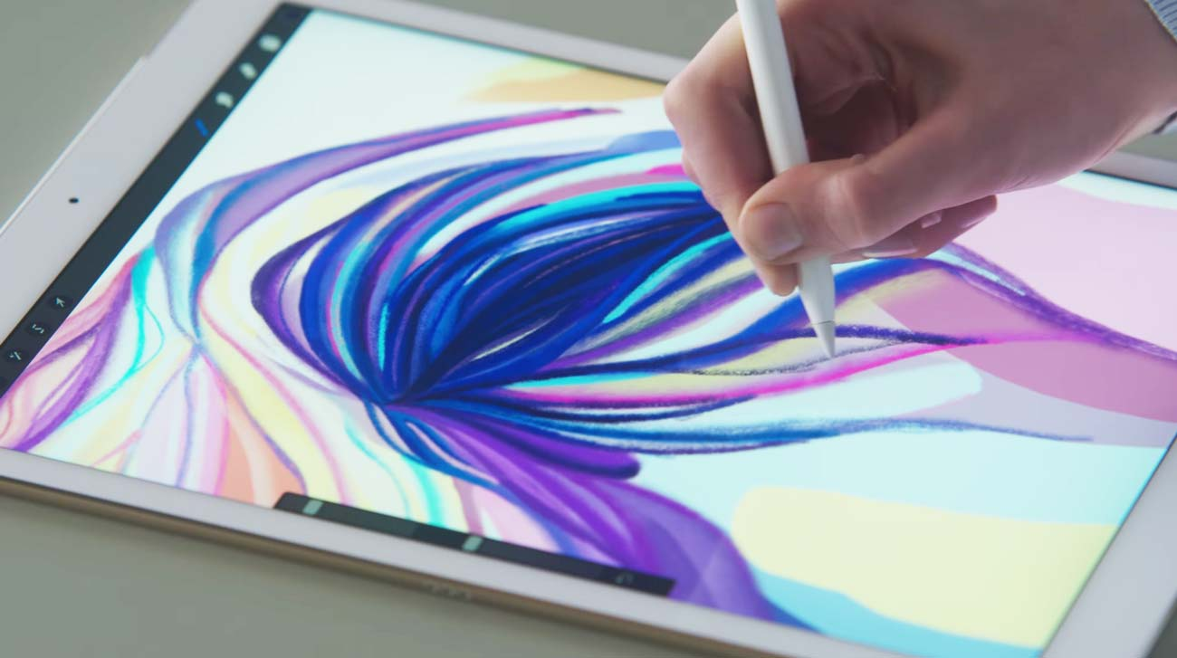 iPad Pro | 50 Creative Gifts for Digital Artists and Painters, on Paintable.cc
