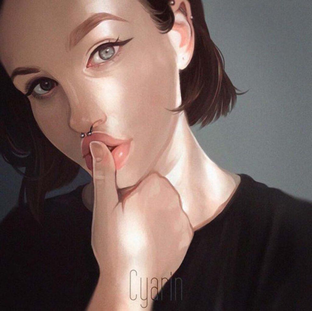 Cyarin   Digital Painting & Art Inspiration on Paintable.cc