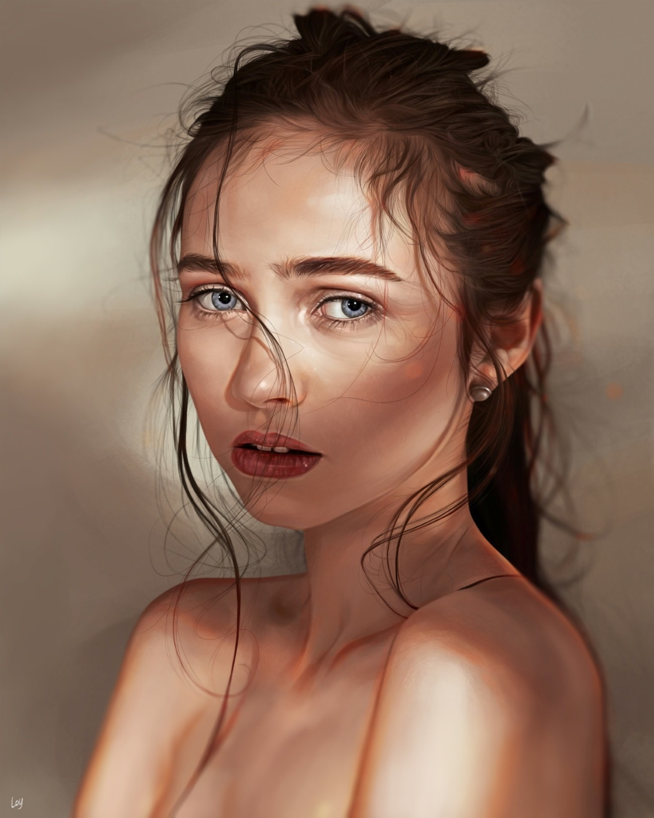 Karl Baldon | Paintable.cc Digital Painting Inspiration - Learn the Art of Digital Painting! #digitalpainting #digitalart
