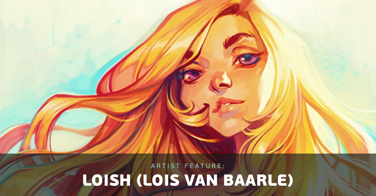 The Incredible Art Of Loish Lois Van Baarle Paintable
