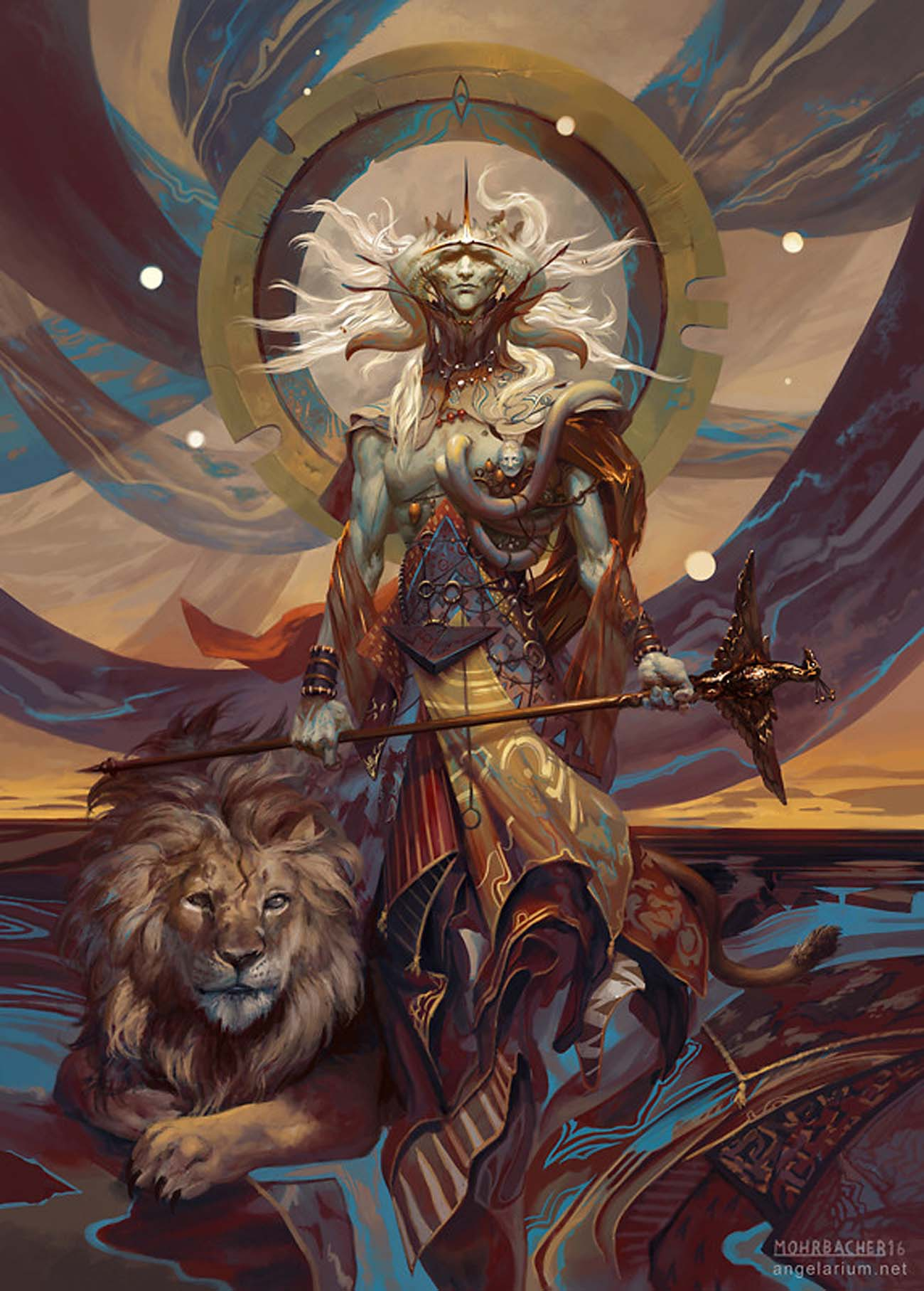 Peter Mohrbacher | Paintable.cc Digital Painting Inspiration - Learn the Art of Digital Painting! #digitalpainting #digitalart
