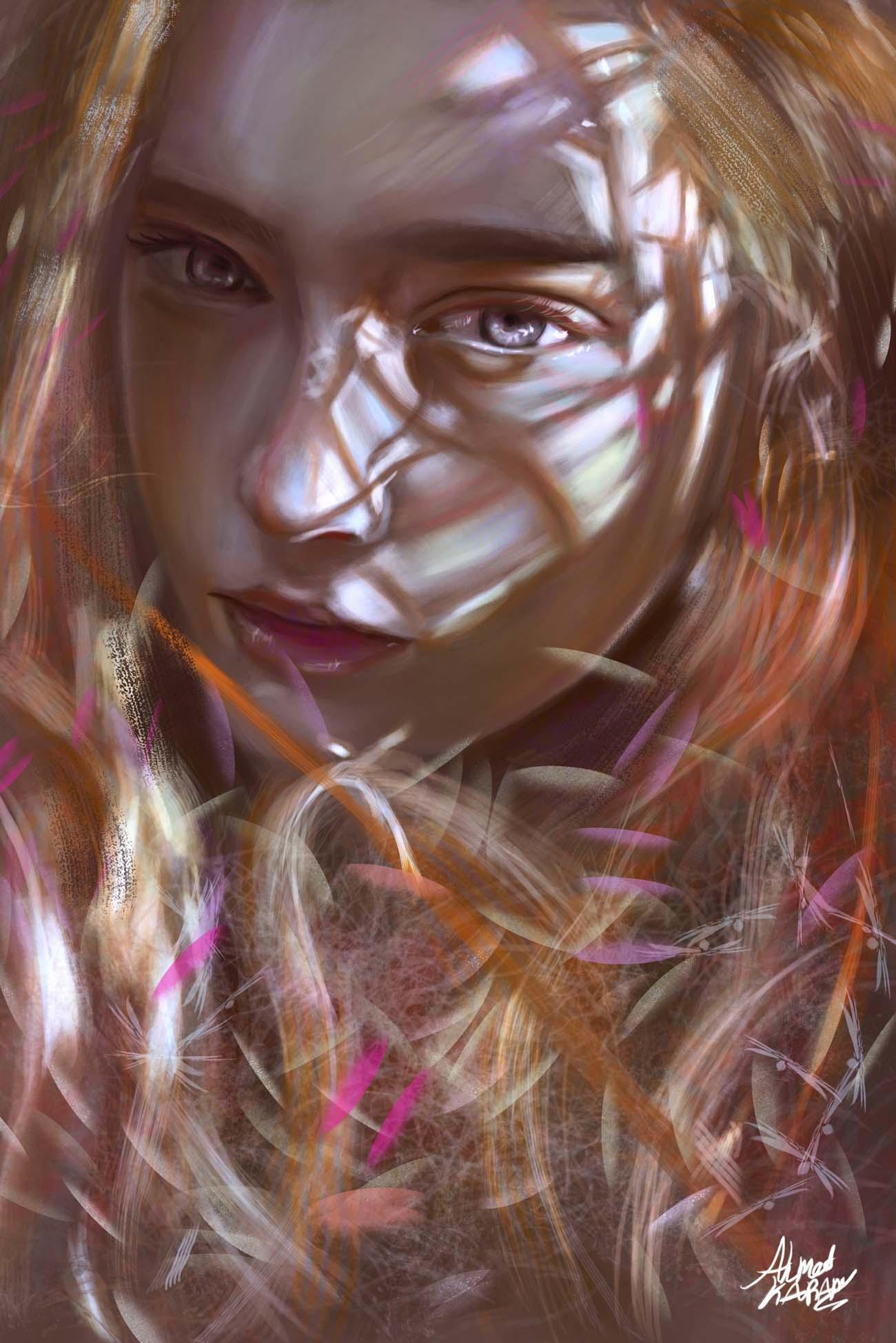 Ahmed Karam   Paintable.cc Digital Painting Inspiration - Learn the Art of Digital Painting! #digitalpainting #digitalart