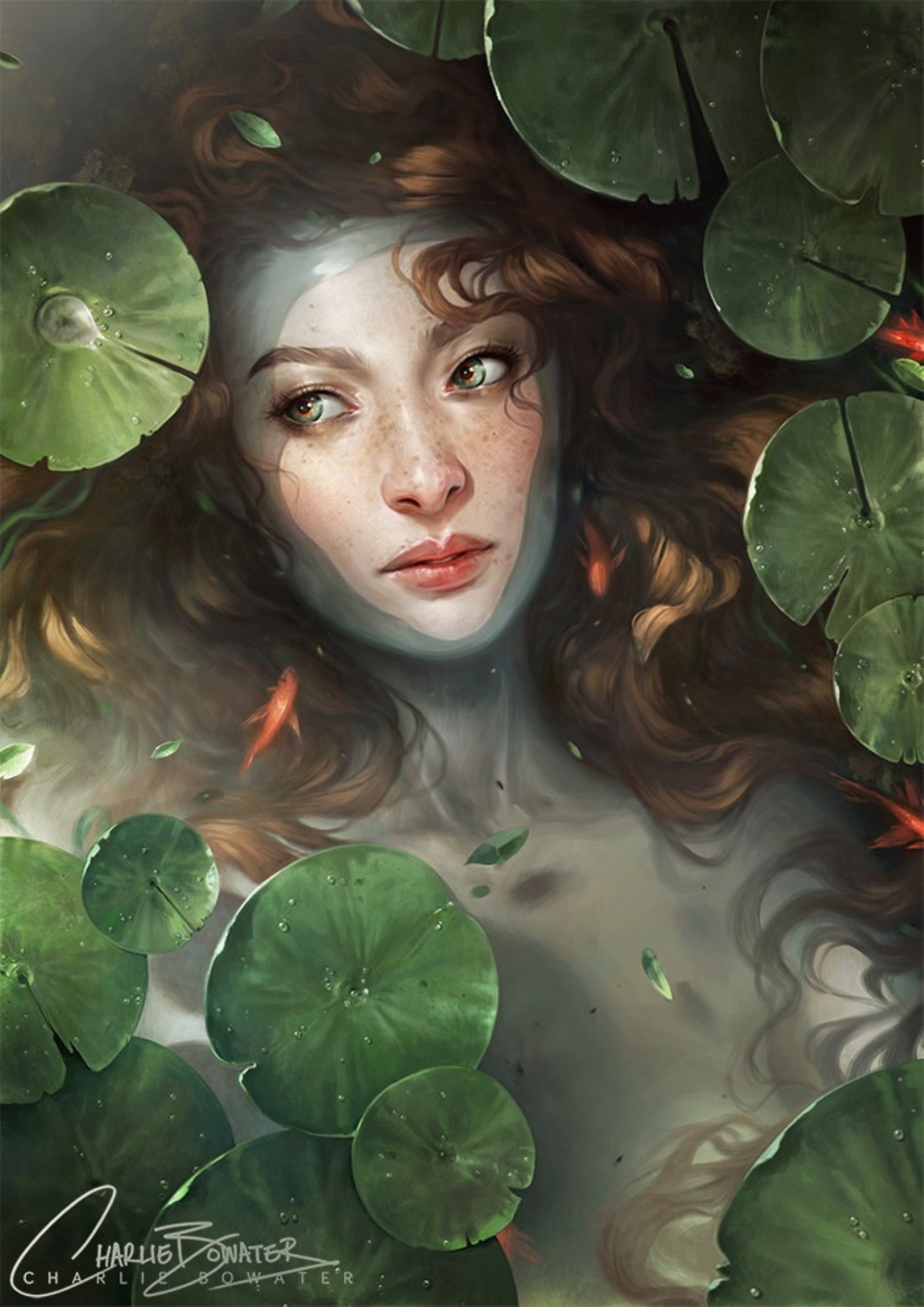 Charlie Bowater | Digital Painting & Art Inspiration on Paintable.cc