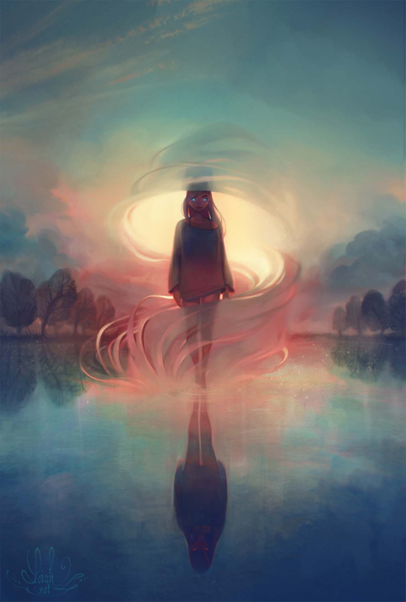 Loish | Digital Painting & Art Inspiration on Paintable.cc