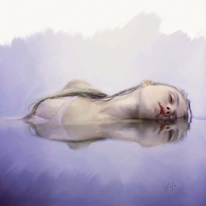 Solo | Paintable.cc Artist Interview: Solo Artwork #digitalpainting #art