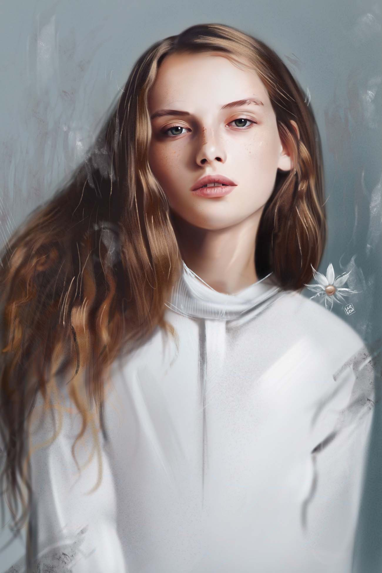 Yaşar Vurdem | Paintable.cc Digital Painting Inspiration - Learn the Art of Digital Painting! #digitalpainting #digitalart
