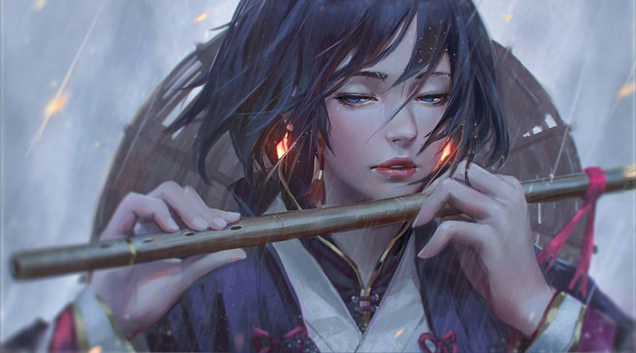 Guweiz | Paintable.cc Digital Painting Inspiration - Learn the Art of Digital Painting! #digitalpainting #digitalart