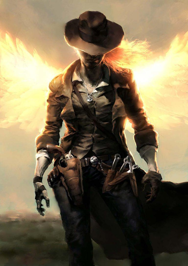 Gunslinger - Robert Sammelin