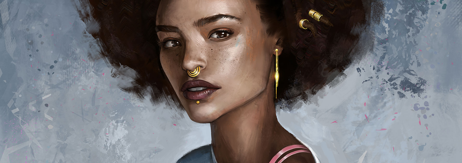 Digital Painting Tips: Achieving Realistic Look With Texture Brushes