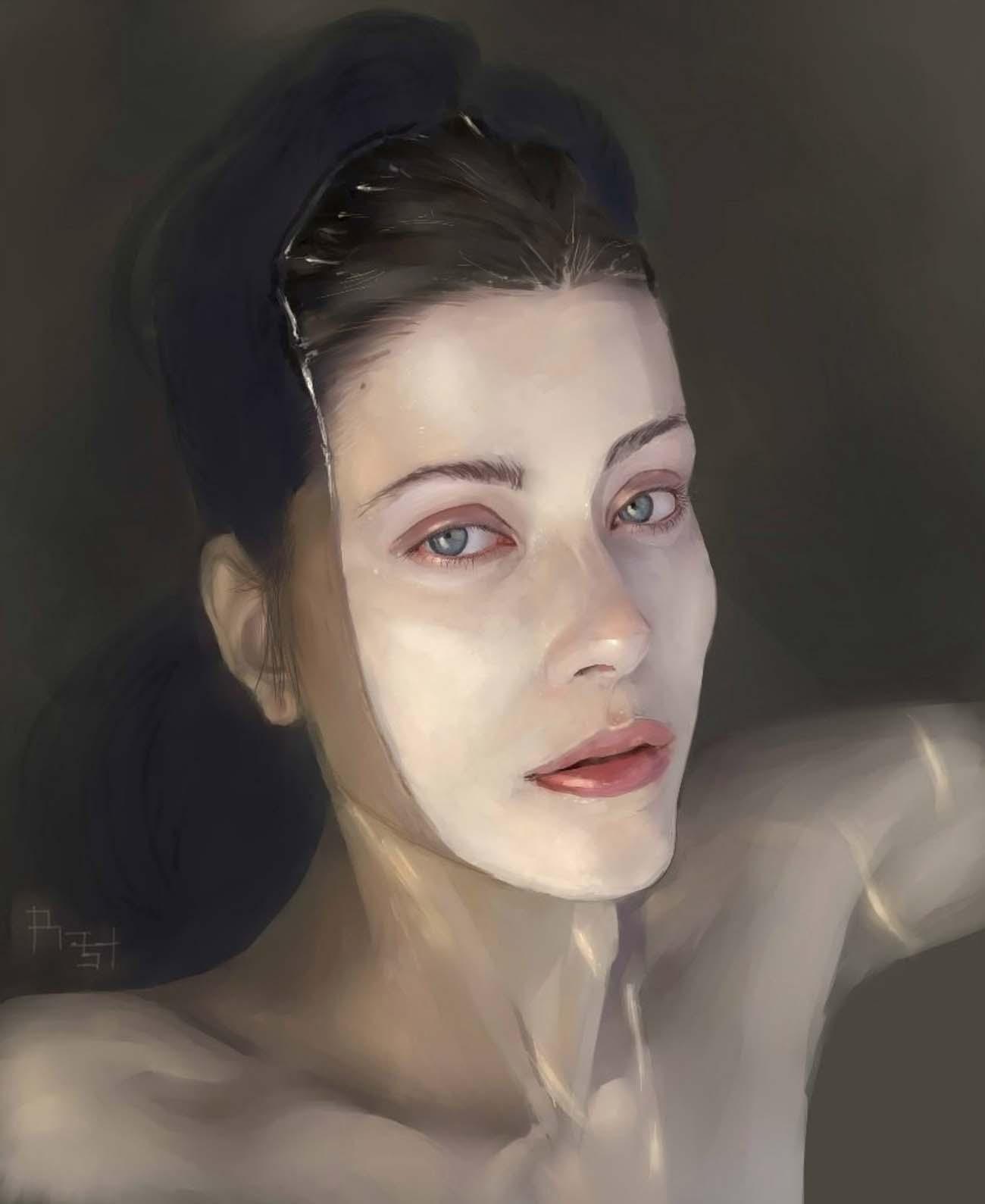 Mariia Bulgakova | Paintable.cc Digital Painting Inspiration - Learn the Art of Digital Painting! #digitalpainting #digitalart