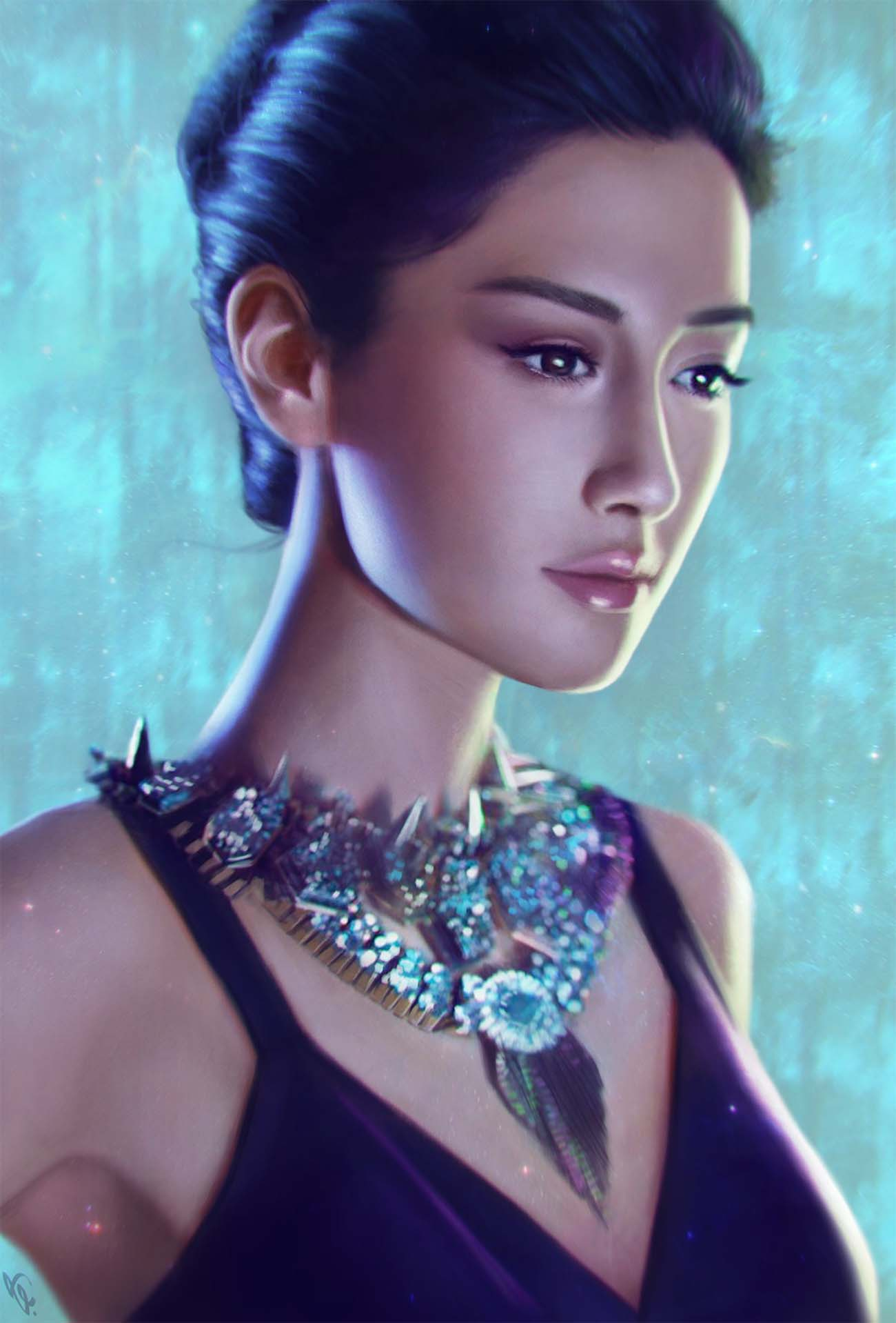 Angel Ganev | Paintable.cc Digital Painting Inspiration - Learn the Art of Digital Painting! #digitalpainting #digitalart
