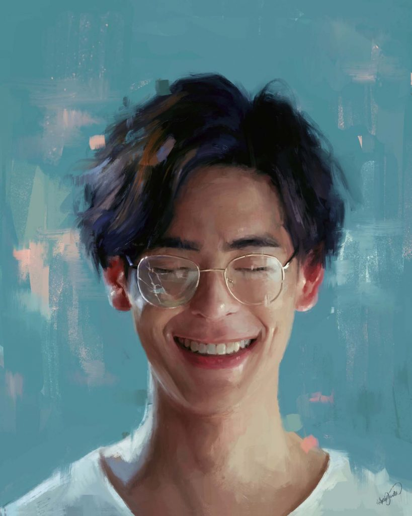 Alexis Franklin | Digital Painting & Art Inspiration on Paintable.cc