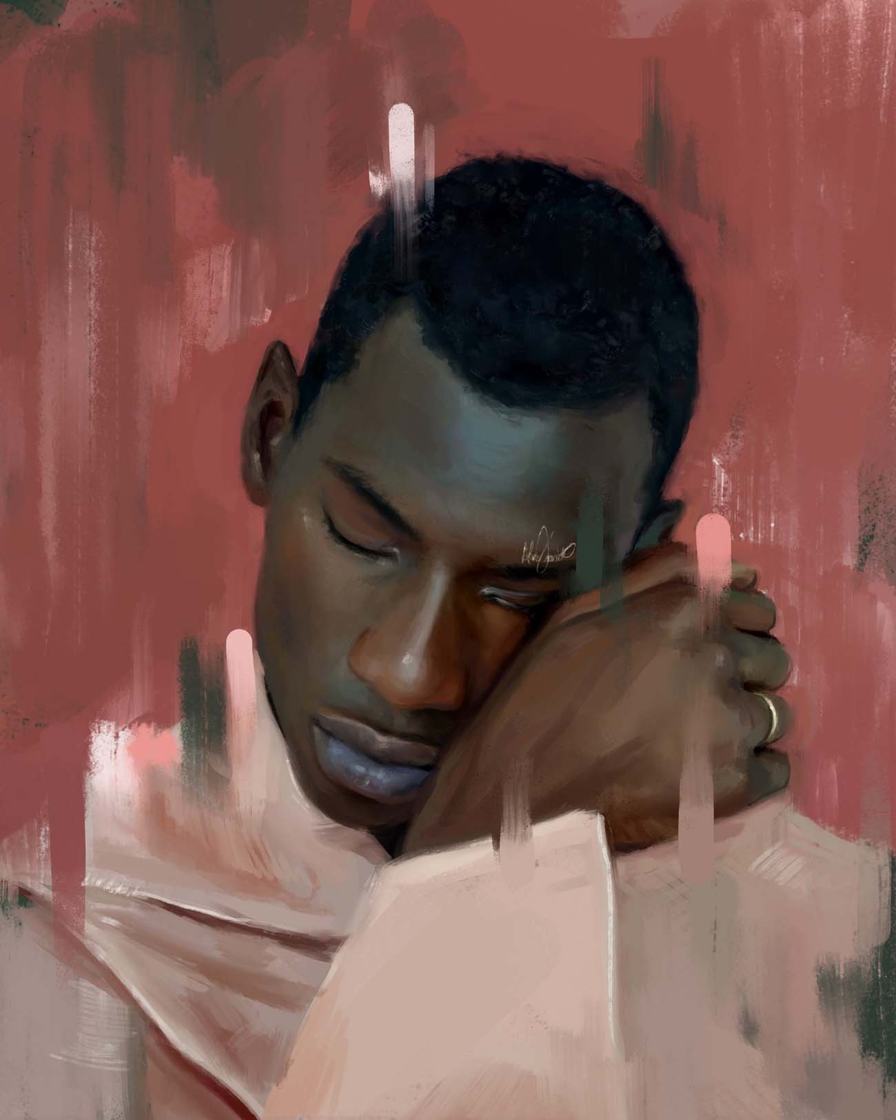 Alexis Franklin | Digital Painting & Art Inspiration on Paintable.cc