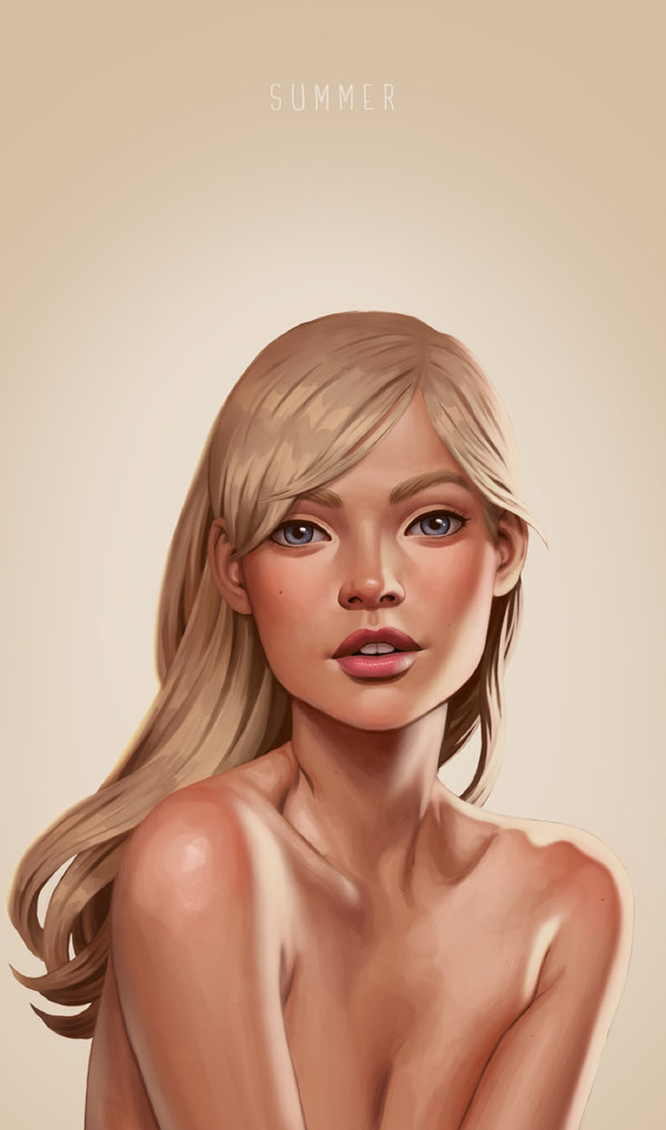 Daniela Uhlig | Paintable.cc Digital Painting Inspiration - Learn the Art of Digital Painting! #digitalpainting #digitalart