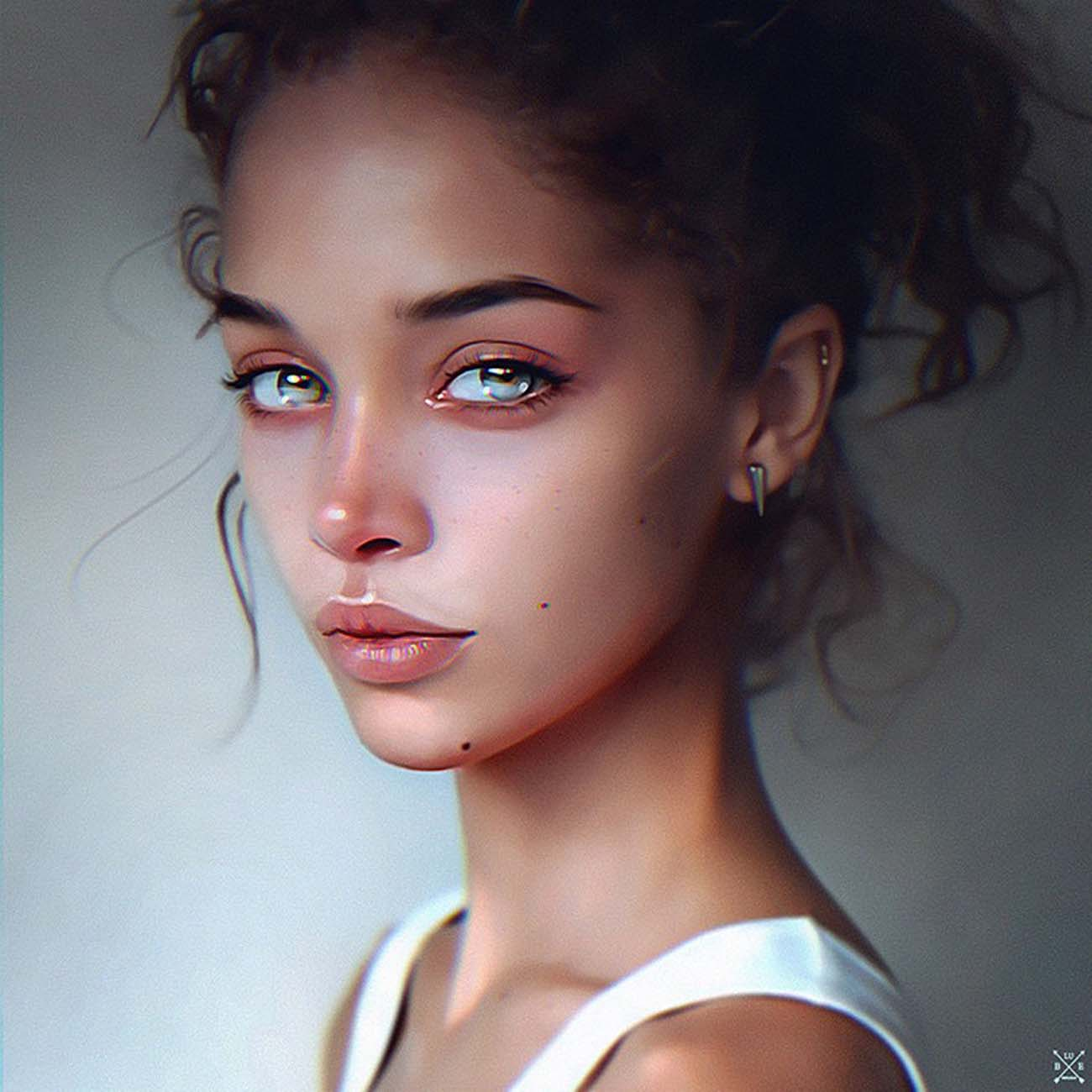 Julia Razumova | Paintable.cc Digital Painting Inspiration - Learn the Art of Digital Painting! #digitalpainting #digitalart