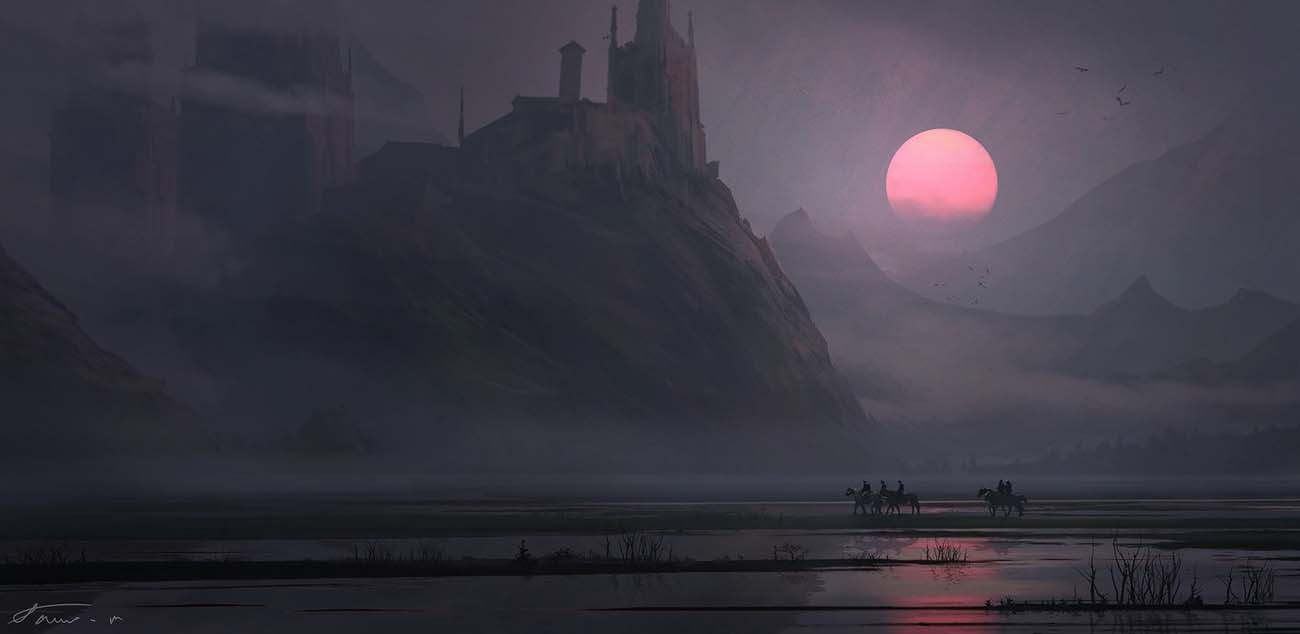 Masahiro Sawada | Paintable.cc Digital Painting Inspiration - Learn the Art of Digital Painting! #digitalpainting #digitalart