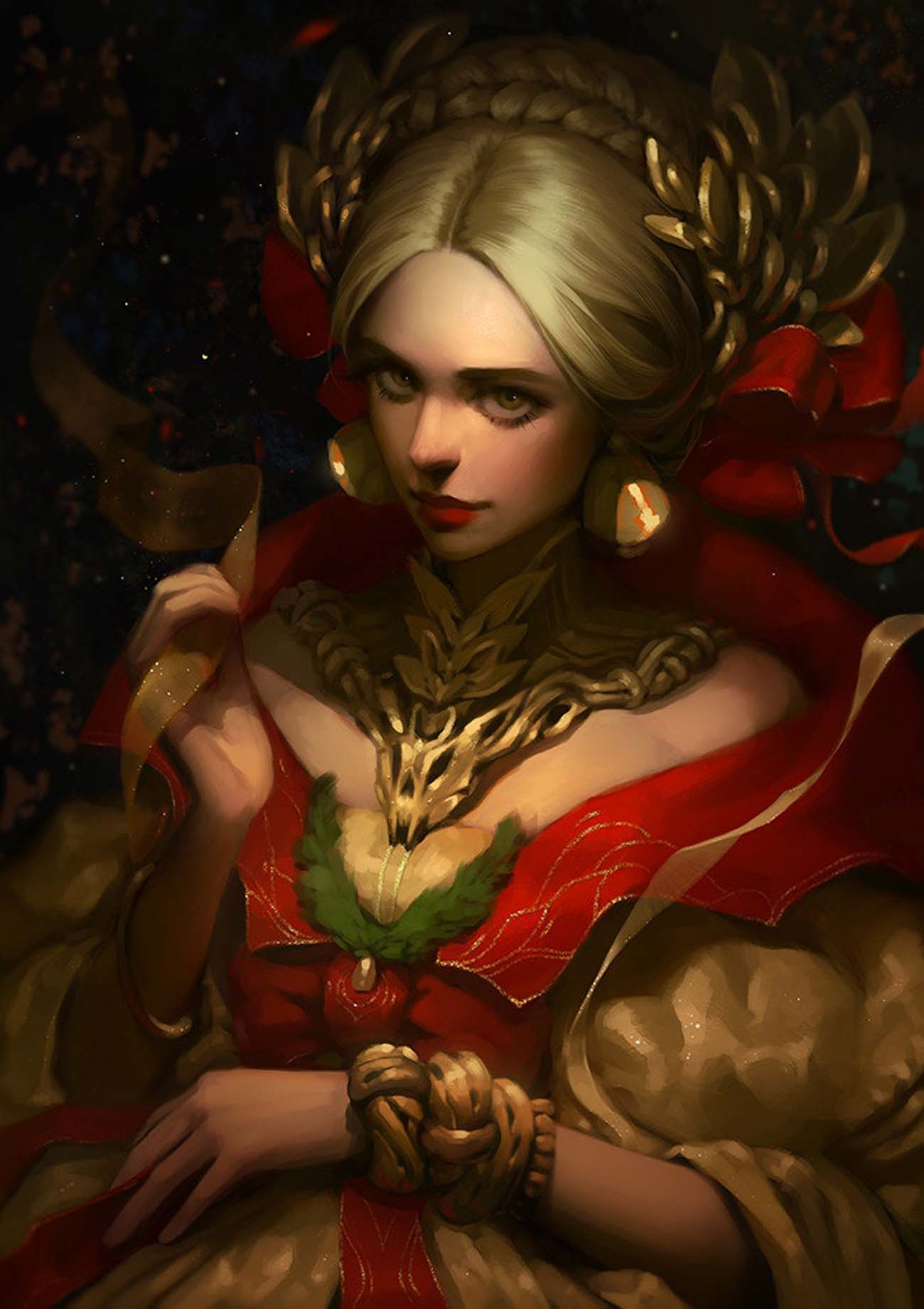 Svetlana Tigai | Paintable.cc Digital Painting Inspiration - Learn the Art of Digital Painting! #digitalpainting #digitalart